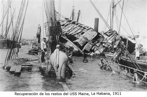 the open boat en espanol file wreck uss maine es jpg wikimedia commons