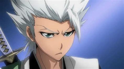 cool trendy anime boy white hair ideas hairstylecamp