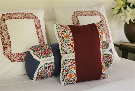 mexican embroidered bedding embroidered bedding colorful stylish pillows