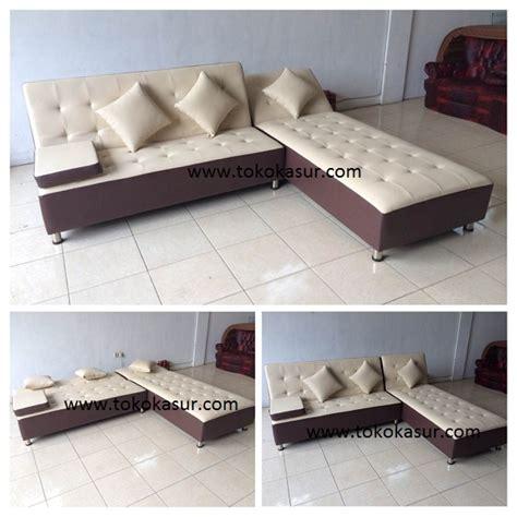 Kursi Tamu Letter L sofa ukuran 1 meter mjob