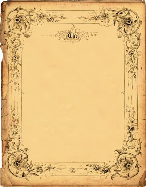 vintage frame border zibi vintage scrap backgrounds