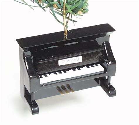 buy upright piano christmas ornament music gift