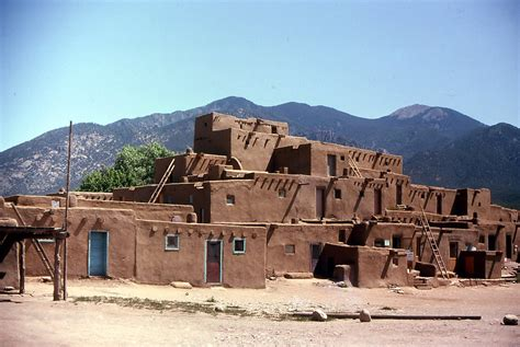 pueblo they are common to the southwest desert the earth 35 magical photos of taos pueblo new mexico places