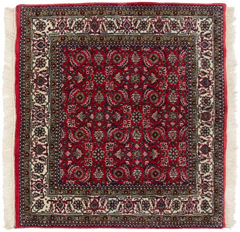 square rugs 4x4 4 215 4 bijar square rug 031056 carpets by dilmaghani