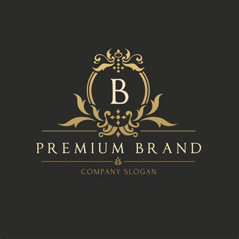 free luxury logo design golden elegant logo template vector free download