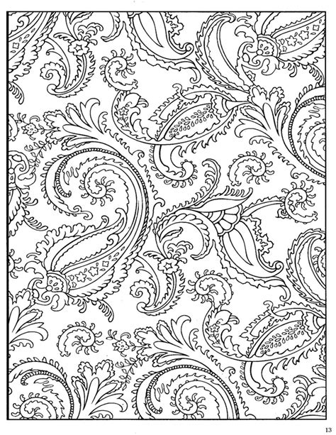free paisley coloring pages paisley coloring page 85 paisley paisley design dovers and coloring books