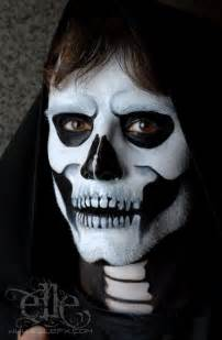 totenkopf le skull paint by ellefx on deviantart