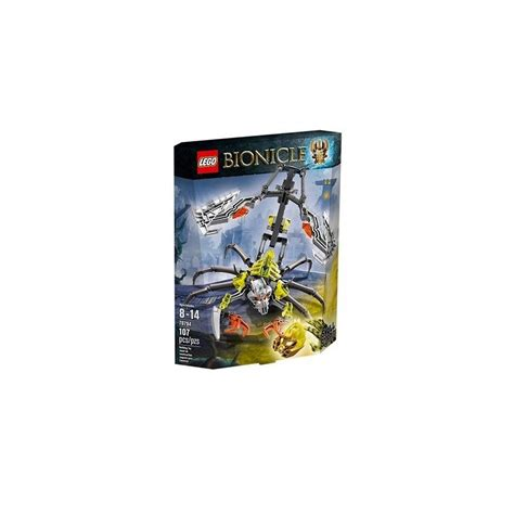 Lego Bionicle 70794 Skull Scorpio lego bionicle 70794 skull scorpio figure set new in