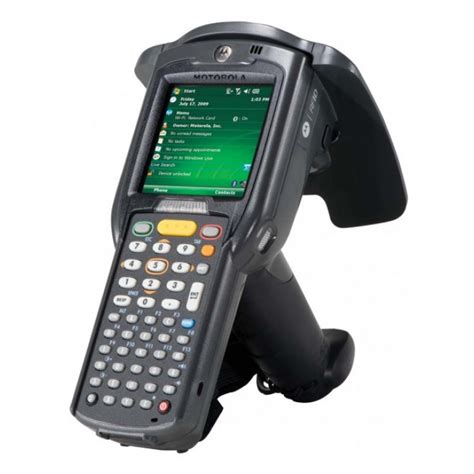 with handheld handheld motorola mc3190z with rfid eprin cz