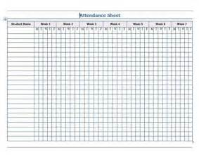 school attendance sheet template free attendance form new calendar template site
