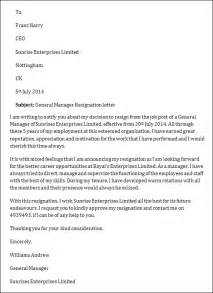 Great Resignation Letter Sle by Resignation Letter Format Mixed Feelings Resignation Letter To Decision Reasonable