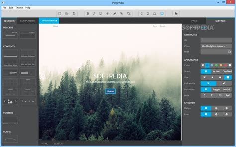 layout and editing descargar pingendo download