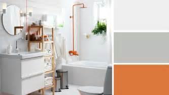 Exemple Deco Salle De Bain #1: 08689754-photo-orange-couleur-tendance-salle-de-bains.jpg