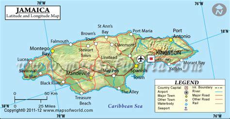 map us jamaica jamaica maps sunair port services limited