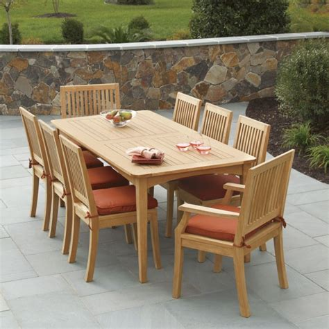 Teak Patio Outdoor Furniture Teak Patio Furniture Costco Decor Ideasdecor Ideas