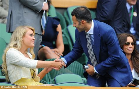 displaying 17gt images for ryan giggs girlfriend ryan giggs and wife stacey show their marriage is back on