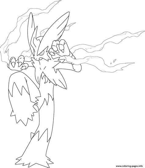 pokemon coloring pages blaziken mega blaziken pokemon coloring pages printable