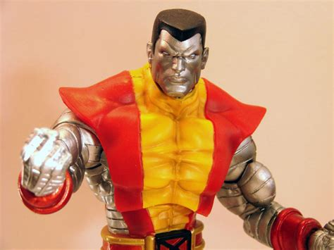 Colossus Marvel Select Toys Figure select toys releases new images of upcoming marvel select colossus figure youbentmywookie