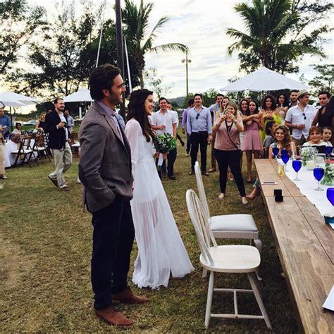 161 boda sorpresa pablo lyle y ana araujo se casaron el d 237 a