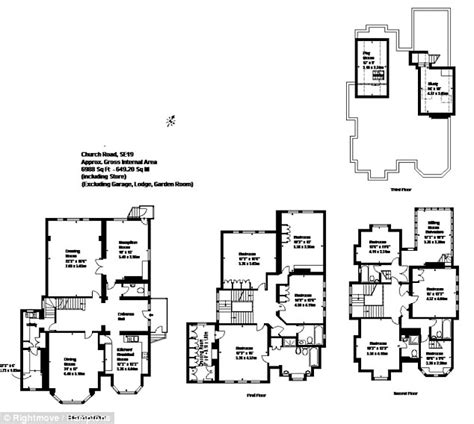 Nice Victorian Mansion Floor Plans #4: Ideas-about-victorian-house ...