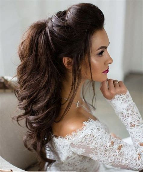 Wedding Hairstyles Open Hair by All Time Best Thick Wedding Hairstyles Top Haircuts