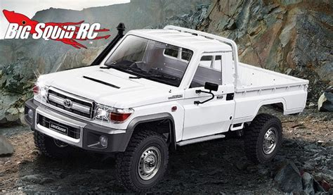 rc toyota killerbody rc toyota land cruiser 70 171 big squid