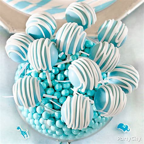 Cake Pop Ideas For Baby Shower by Boy Baby Shower Cake Pop Bouquet Idea City
