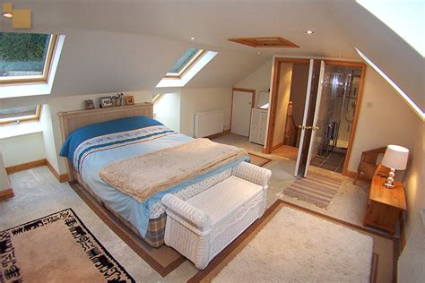 Bedroom Extension Design Ideas The Loft Conversion Bedroom And Ensuite Shower Loft