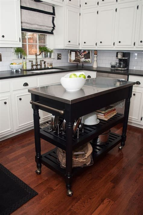 types of kitchen islands 10 types of small kitchen islands on wheels open shelf