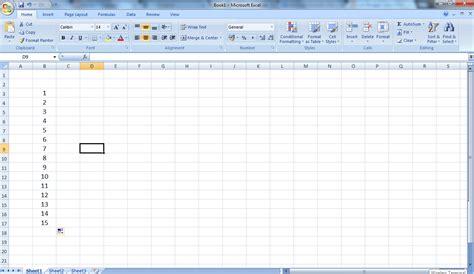 cara membuat catatan kaki secara otomatis rosa s blog cara membuat angka secara otomatis di