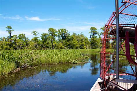 airboat canada airboat alligator og skumfiduser roadtrips i usa canada
