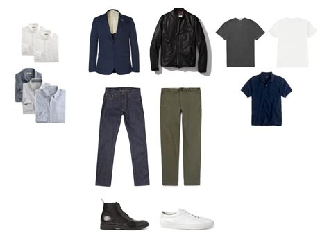 S Minimalist Wardrobe by How To Create A Minimalist Wardrobe