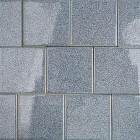 4x4 ceramic tile colors roman brisk blue 4x4 glass tile