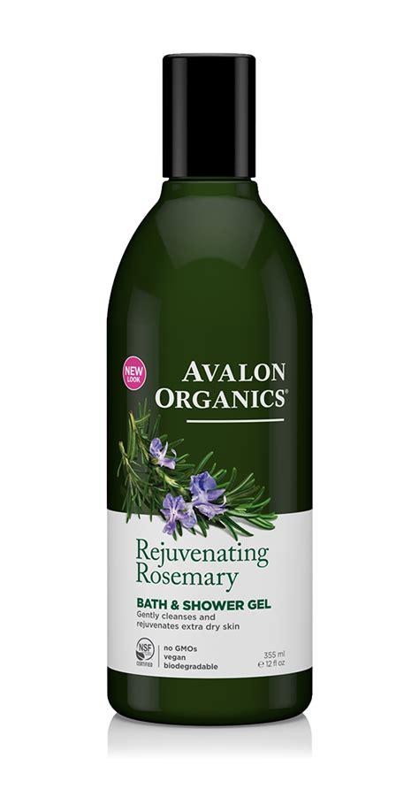Organic Shower Gel by Bath Avalon Organics