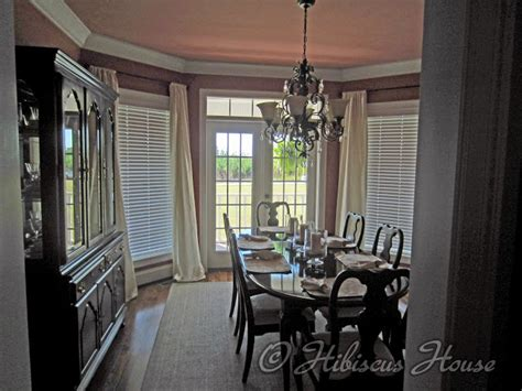 let the home tour begin the dining room dogs don t eat hibiscus house let s take a beautiful home tour