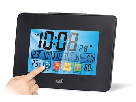 sveglia digitale da comodino orologi sveglia tipologie e funzionalit 224