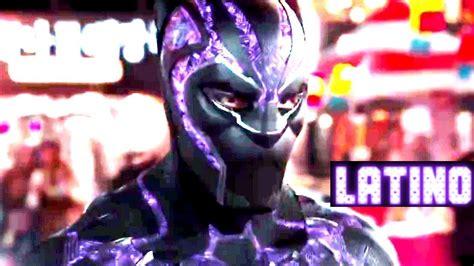 pantera negra 2018 trailer 2 doblado espa 241 ol