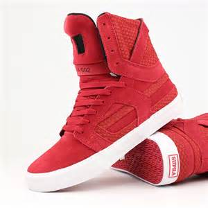 supra shoes skytop 2 high top cardinal white ebay