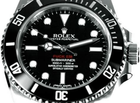 Rolex Suprem 1 mass appeal supreme customized rolex submariner