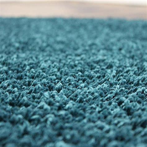 teppich petrol rund shaggy hochflor teppich mistral rund 133cm oder 200cm 216