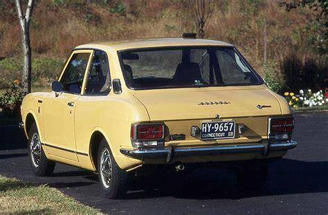 yellow toyota corolla 1972 toyota corolla yellow