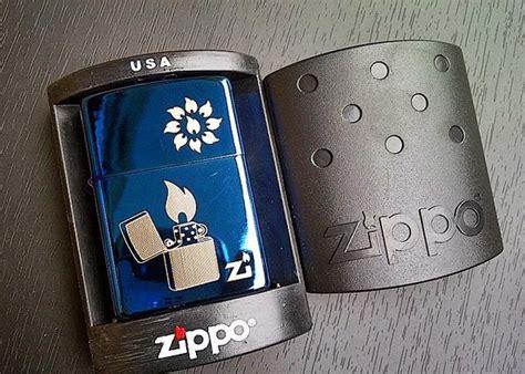 Zippo Polos Non Lable korek api zippo blue 14 grade ori kw