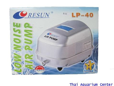 Resun Lp 40 By Duta Aquarium ป มลม resun lp 40 3156340