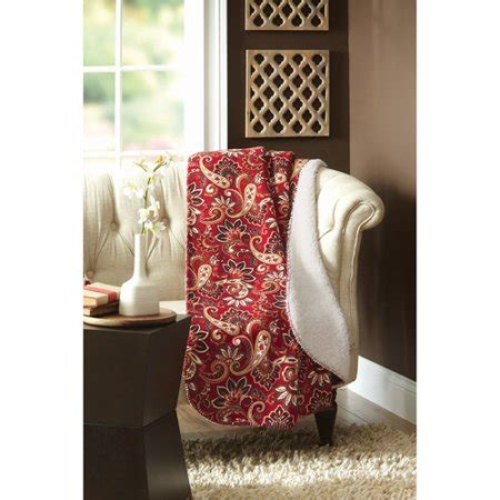 Better Homes And Gardens Throws by Better Homes And Gardens Microplush To Sherpa Throw