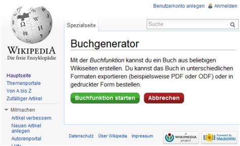 epub format drucken wikipedia als ebook mit der funktion buch erstellen aus