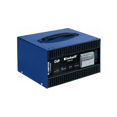 firma einhell einhell bt bc 10 e batterieladeger 228 t eingebautes