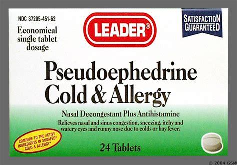 Obat Cetirizine Hydrochloride pseudoephedrine pictures