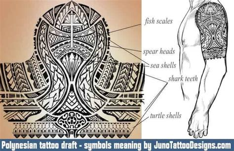 polynesian samoan tattoos meaning symbols amp tattoo art