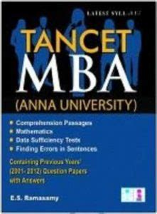 Mba Finance Reference Books by Tancet Mba Book Study Materials Reference Books 2017