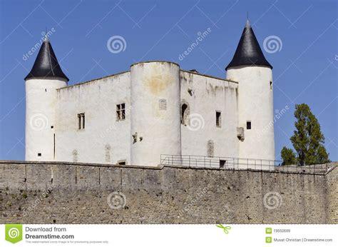 Castle L by Castle Of Noirmoutier En L Ile In Royalty Free